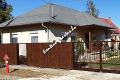 Egy újabb kapu (kerítéssel...)