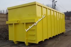 40 m3-es konténer (40GNY)