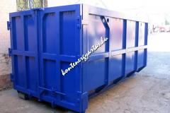 20 m3-es multiliftes konténer (20GNY_rövid)