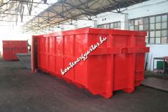 25 m3-es multiliftes konténer (25GNY)