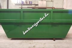 10 m3-es zöldhulladék tároló konténer (10HNY_olasz)