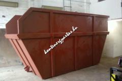15 m3-es konténer (15HNY)