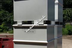1 m3-es, targoncával mozgatható konter