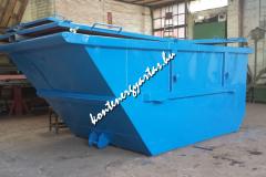 5 m3-es, veszélyes hulladék szállító konténer