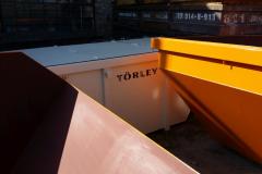 Tetős 4 m-3es, Törley...
