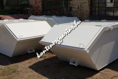 3 m3-es, zárt konténer (3HZ)