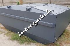 5 m3-es szemetes konténer (5HZ/3)